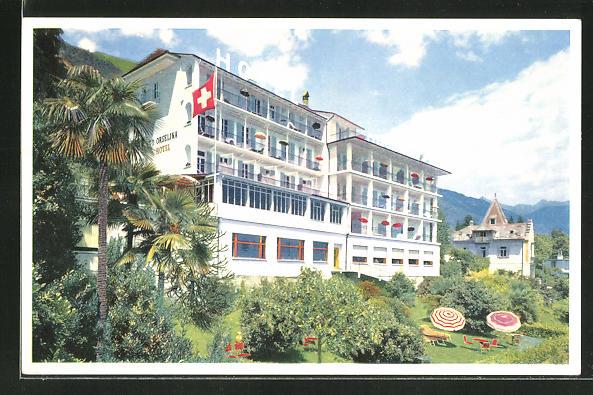 Hotel in Orselina, Lugano